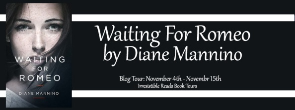 Banner - Waiting For Romeo by Diane Mannino